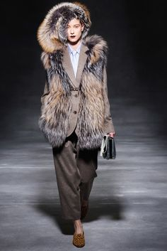 The Row Fall 2011 Ready-to-Wear Fashion Show - Fabiana Mayer