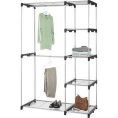 MainStay 2-Rod Closet Organizer
