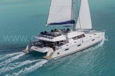 Mega catamaran de lujo Victoria 67 Baleares