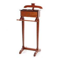 Powell Furniture Marquis Cherry Menu0027s Valet Stand