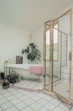 Vintage Interior Design From Rodale's Home Design Series: Baths - - Home Design, 80s Interior Design, 1980s Interior, Interior Design Inspiration, Luxury Interior, Decoration Bedroom, Room Decor, Space Interiors, Style Retro