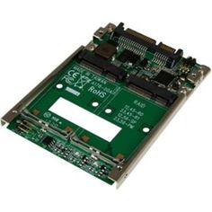 Dual mSATA SSD RAID to SATA