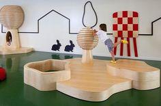 Kids school room