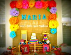 "Mexican Fiesta / Birthday ""Mexican Fiesta Celebration"" 