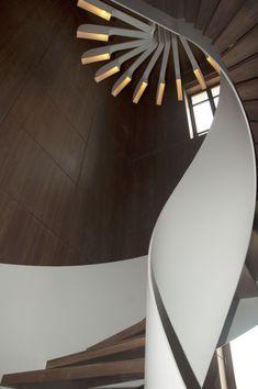 Резиденция лестница дизайн PSLAB
