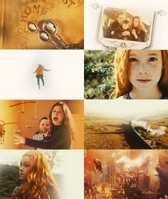 Lily Evans Potter... a brilliant witch by all accounts and very brave.