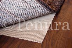 Tenura; Non Slip Fabric as Rug Underlay