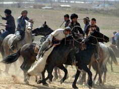 Kazakh culture - kokpar