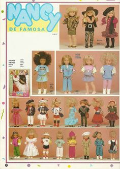 Nancy Doll, Toy Catalogs, Vintage Dolls, Nostalgia, Barbie, Disney Princess, Disney Characters, Sissi, Cartoons