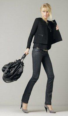 style vestimentaire feminin rock | ... Quels looks à 20 30 40 ans - leçon de style - quel look à quel âge