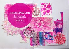 heArt Makes: Inspiration in pink mood