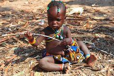 Africa | Baby Mundimba, Angola.