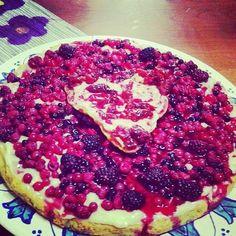Arte culinaria che passione @ Passion for cooking: Crostata ai frutti di bosco @tart with berries   ...