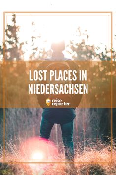 Lost Places, Abandoned Places, Homeland, Trip Planning, To Go, Germany, Adventure, How To Plan, Travel