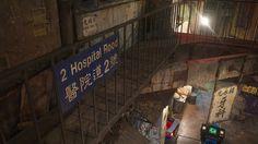 Kawasaki Warehouse – Kowloon Walled City Rebuilt in Japan – Randomwire Hong Kong, Kowloon Walled City, Fish Garden, Old Photos, Arcade, Neon Signs, Japan, Warehouse, Fallout