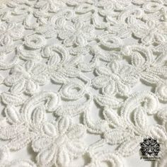 Embroidered lace fabric is special decorative material, commonly used for making curtains, interior decorations and women's wear. White Lace Fabric, Embroidered Lace Fabric, Different Wedding Dresses, Dream Wedding Dresses, Winter Gowns, Wedding Pantsuit, Winter Wonderland Wedding, How To Make Curtains, Sassy