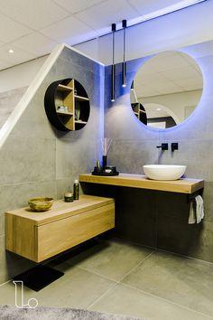 Badkamerinspiratie: een bohemian badkamer met Oosterse tinten ...