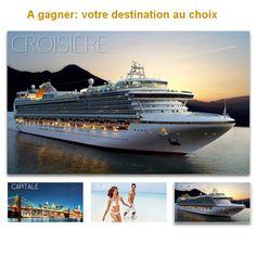 Gagner-des-Voyages.com  Voyage pour 2 personnes à gagner vers la destination de leur choix (valeur 2000 €)