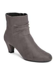 AEROSOLES Grey Shore Fit Boot