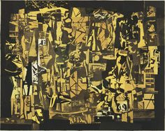 A Page By Ad Reinhardt - Ad Reinhardt - WikiPaintings.org
