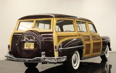 1949 DeSoto Woody Wagon