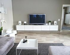 IKEA, consist, Iittala, modernization, design - Home Page Casa Clean, Ikea Living Room, Apartment Living, Home And Living, Living Room Designs, Building A House, Interior Design, Home Decor, Yard Design
