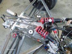 formula one suspension design images | restriction to tube frames and slim tyres, Formula Ford Chassis design ...