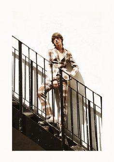Raffaele @ Select Model Management para Client Style Magazine No. 12 - Male Fashion Trends
