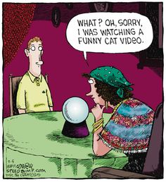 Today on Speed Bump - Comics by Dave Coverly Cat Jokes, Cartoon Jokes, Funny Cartoons, Funny Comics, Speed Bump Comic, Far Side Cartoons, Funny Cartoon Pictures, Halloween Clipart, Happy Halloween