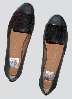 Dolce Vita Leather Flats