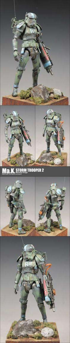 MA.k. X STORM TROOPER 2 : 네이버 블로그