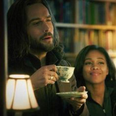 Step 7 of #SleepyHollow 12-Step Program: Humbly ask #Ichabbie to remove our shortcomings.