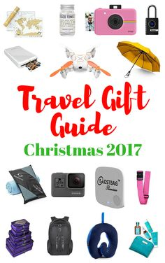 Christmas is just around the corner. Maybe you have no idea what to give to your travel loving friend? Here is my travel gift guide for Christmas 2017. The list covers the hottest and must haves and new products this year.  #giftguide #christmas #christmas2017 The Viking Abroad