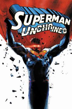 Superman Unchained #7 variant cover by Jock