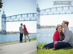 N+M . Buzzards Bay Engagement Shoot » Boston Wedding Photographer | Steph Stevens Photo