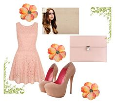 """""""Fashion set #18"""" by dandi-gramov ❤ liked on Polyvore featuring Yumi, Alexander McQueen, women's clothing, women, female, woman, misses and juniors"""