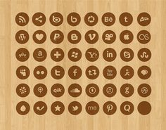 74 pictos sociaux