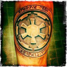 #star #wars #empire #tattoos