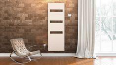 Elektrický radiátor s topnou fólií a praktickými otvory pro zavěšení textilií. Odpadá nutnost použití madel, radiátor rychle vysuší a nahřeje vlhké osušky, ručníky i další textilie. Ovládání pomocí bezdrátového termostatu. Bathroom Radiators, Designer Radiator