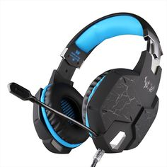 >> Click to Buy << New EACH G1100 Vibration Gaming Headset Glowing Headphone Games Headset with Mic LED Light For PC Gamer #ED #Affiliate