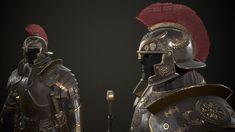 Fantasy Male, Fantasy Armor, Medieval Fantasy, Imperial Skyrim, Aesthetic Theory, Roman Armor, Ghost Of Tsushima, Roman Empire, Fantasy Characters