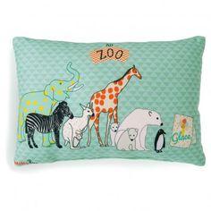 Mimi'lou Pillow - Women Mimi'lou Pillows online on YOOX Finland Kids Bedroom Dream, Dream Kids, Jungle Theme Nursery, Nursery Themes, Nursery Ideas, Adairs Kids, Small Cushions, Pillows Online, Mini