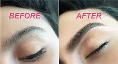 Thick eyebrows have always been in demand. Thick, well-shaped eyebrows can enhance your look, while thin and sparse eyebrows can make you look older and dull. Many people end up with eyebrows that are too thin because of over plucking, threading or waxing Sparse Eyebrows, Tweezing Eyebrows, Thin Eyebrows, Thick Brows, How To Grow Eyebrows, Permanent Eyebrows, Natural Eyebrows, Eyebrows On Fleek, Threading Eyebrows