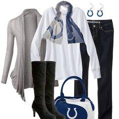 Indianapolis Colts Fall Fashion