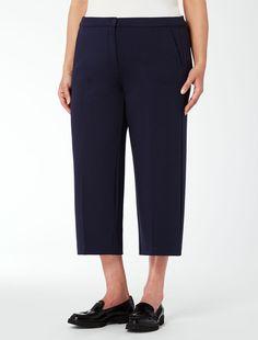Pantalone ampio in jersey