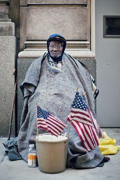 New York Faces by Tadao Cern, via Behance