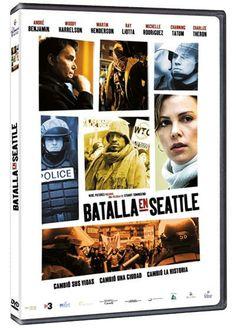 Battle in Seattle (2007) EEUU. Dir.: Stuart Townsend. Drama. Baseado en feitos reais - DVD CINE 1930
