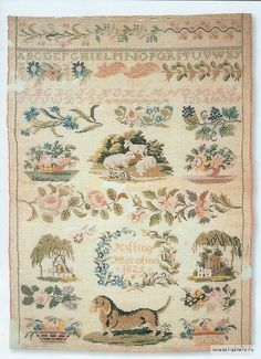 sampler with chart
