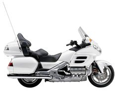 Honda Gold Wing Only thing I've seen comparable to BMW's k1600