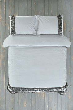 Magical Thinking Tassel Duvet Cover
